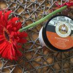 Idealne nawilżenie? Pomarańczowe masło do ciała Kąpiel Agafii