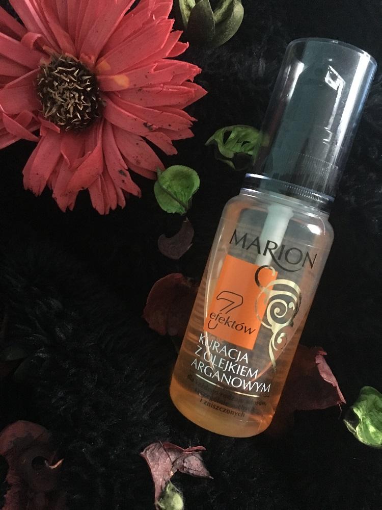 Marion 7 efektów kuracja z olejkiem arganowym annemarie