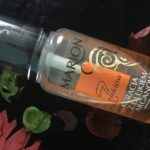 Jak ujarzmić włosy? Kuracja z olejkiem arganowym 7 efektów Marion. Recenzja #3