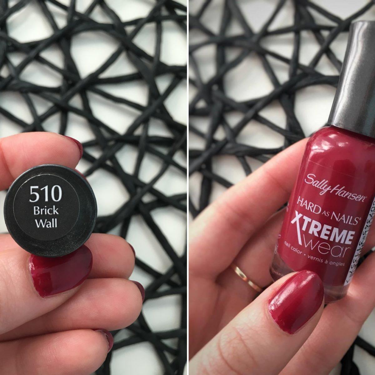 Sally Hansen Xtreme wear hard as nails annemarie