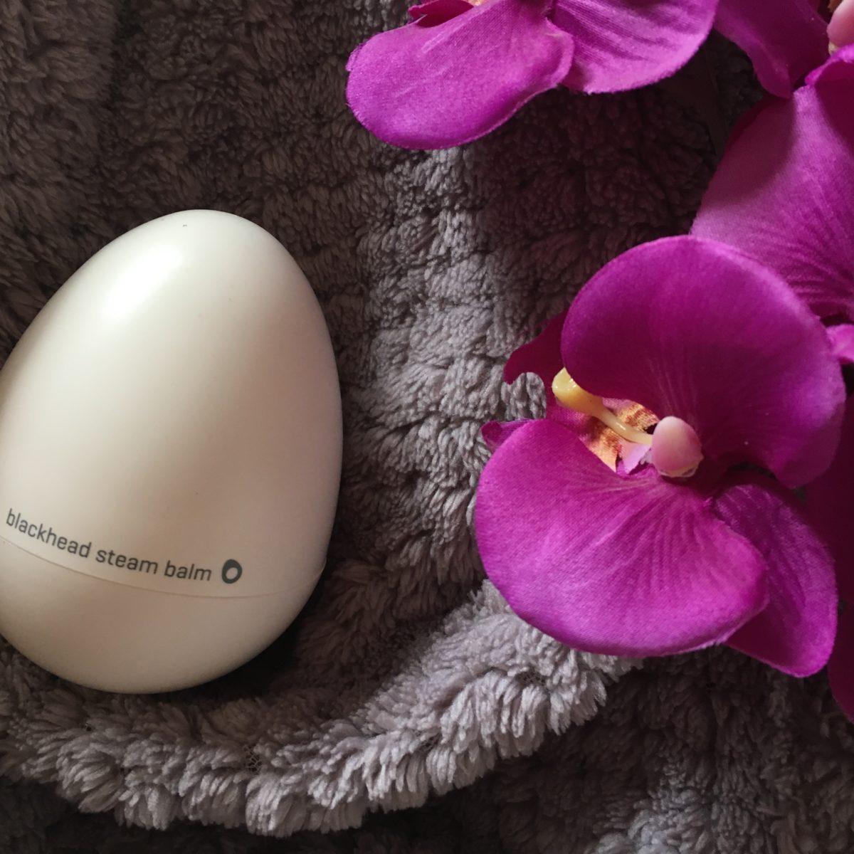 Egg pore Tony Moly peeling annemarie