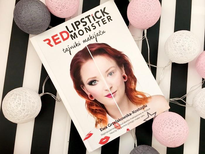 Red Lipstick Monster tajniki makijażu annemarie