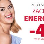Promocja Zachowaj energię lata w Rossmannie.  Ponad 70 propozycji kosmetyków z dobrym składem