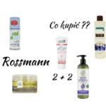 Zacznij dzień z czystą przyjemnością, czyli 2+2 w promocji Rossmann – co kupić z dobrym składem?