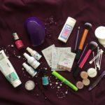 Kosmetyki w bagażu podręcznym – co zabrałam na krótki wyjazd