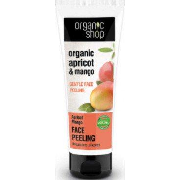 annemarie organic-shop-delikatny-enzymatyczny-peeling-do-twarzy-morela-i-mango