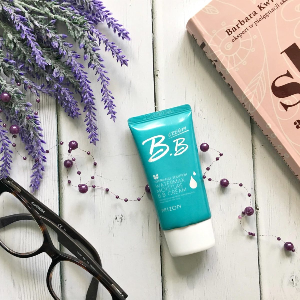 annemarie krem BB Mizon watermax moisture cream