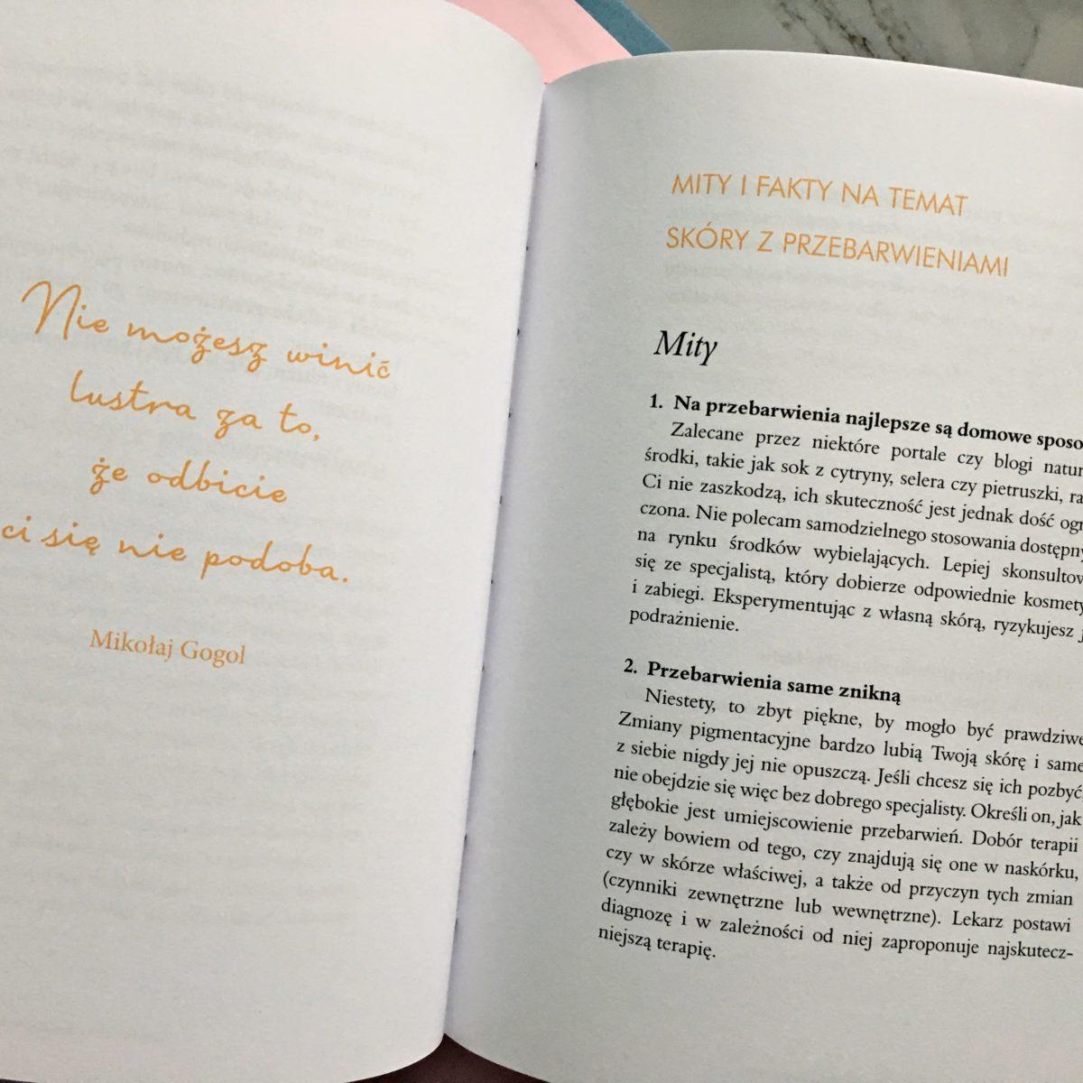annemarie Skin doctor biblia zdrowej cery Lenartowicz Izabela