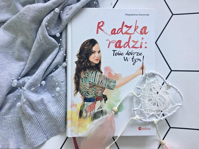 książka Radzka radzi recenzja annemarie