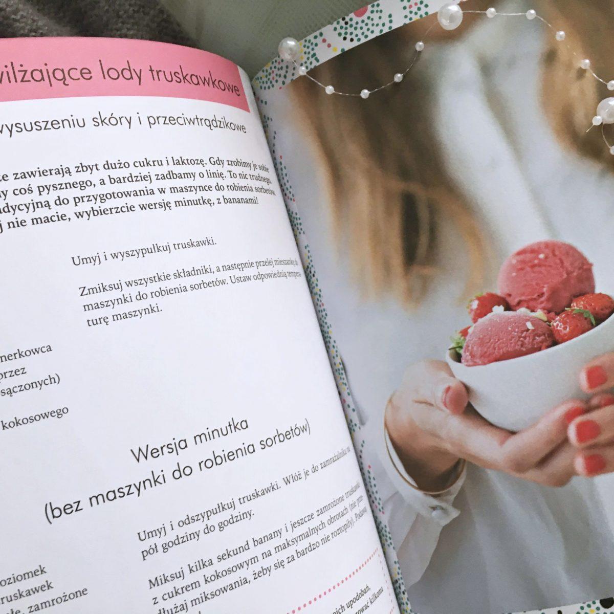 annemarie książka Beauty & food Emilie Hebert