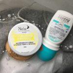 Naturalne dezodoranty: Lavera sensitiv w kulce i cytrusowy Natu handmade w kremie