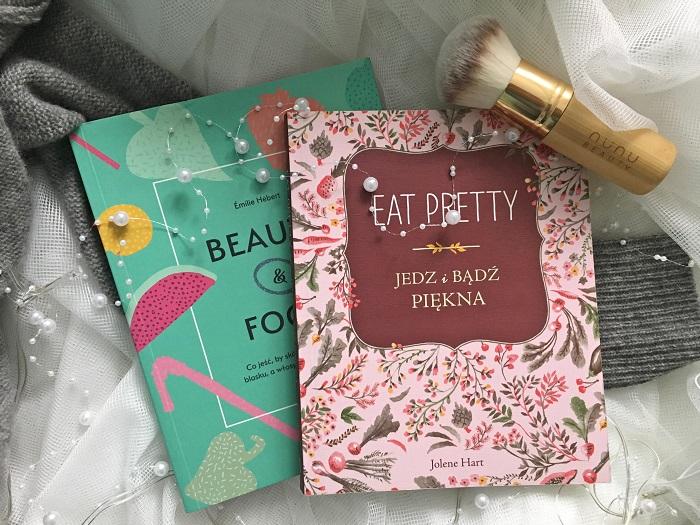 annemarie książka Eat pretty Jolene Heart | Beauty & food Emilie Hebert