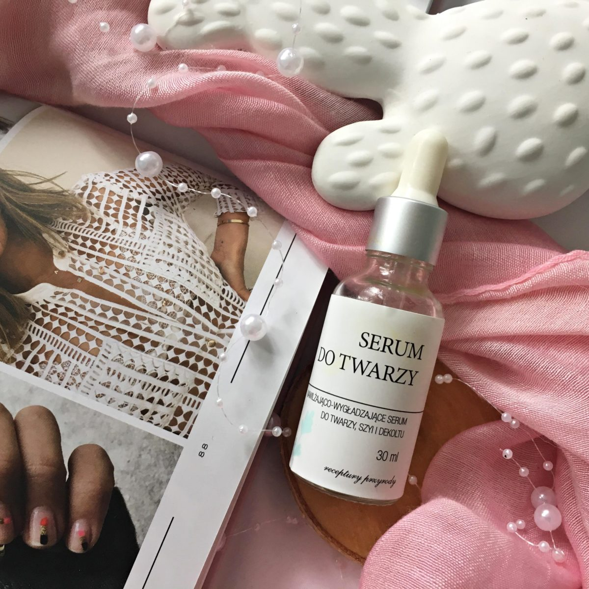 annemarie Fresh & natural serum do twarzy nawilżające
