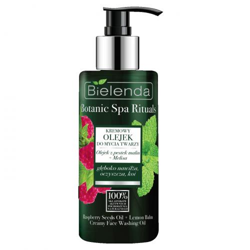 annemarie kosmetyki Bielenda Botanics Spa Ritual olejek kremowy do mycia twarzy