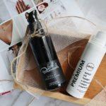 Pielęgnacja cery tłustej i mieszanej: krem In the air Lush Botanicals i suflet z różową glinką i olejem z czarnuszki La-le