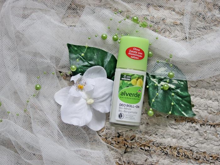 dezodorant Alverde annemarie