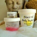 Pielęgnacja z Nacomi: arganowy krem pod oczy, arbuzowy peeling i ananasowy jogurt do ciała