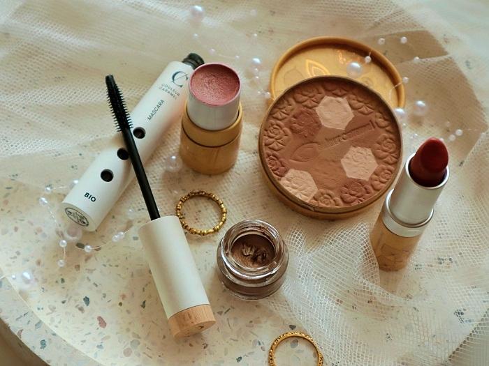 kosmetyki makijaż Couleur caramel