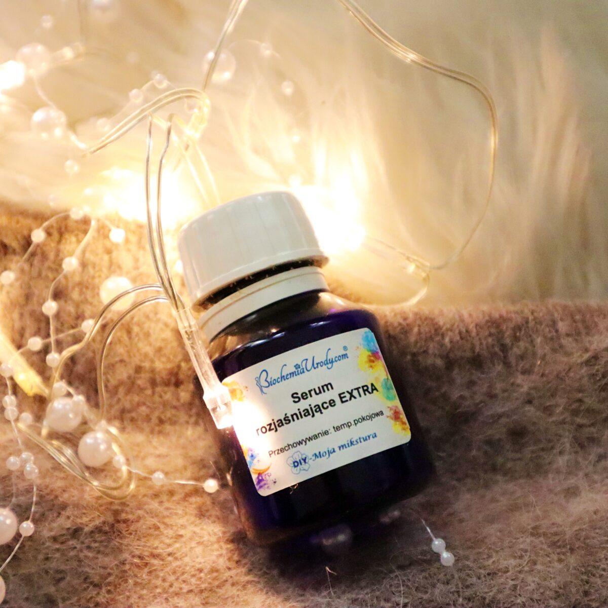 biochemia urody serum rozjaśniające