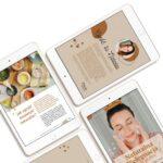 Nowości książkowe! Naturalny ebook Nathsiw/Pielegnatki, Przebarwienia skóry wg. inti skin Ani Sinkiewicz oraz książka Slow beauty Agnieszki Pocztarskiej z czytamyetykiety